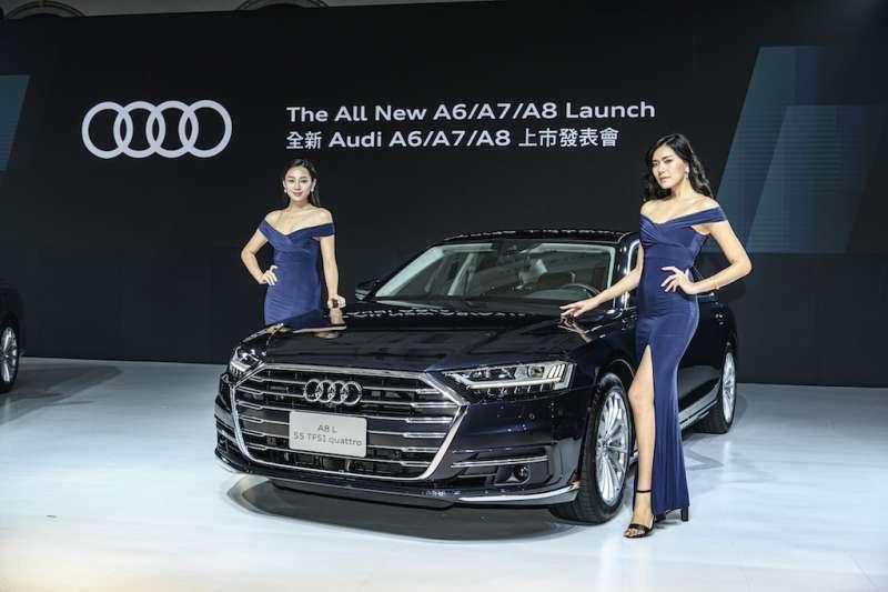 台灣奧迪致力於解決WLTP帶來的延宕問題,除了針對2019提出三個具體行動方案,包含「顧客導向」、「售後服務品質」、「台灣市場產品策略」。更與德國總部再度研議產品規格與價格策略,未來的18個月將引入更多令人振奮的新產品進到台灣市場。(圖/AUDI汽車提供)