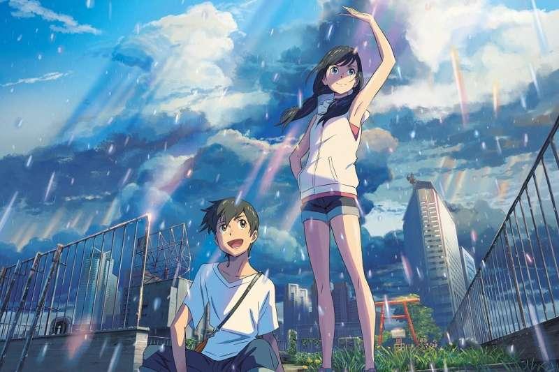 新海誠新作《天氣之子》票房突破百億日圓。(圖/IMDB)