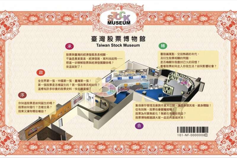 台灣股票博物館,讓孩子提早認識真實的投資市場。