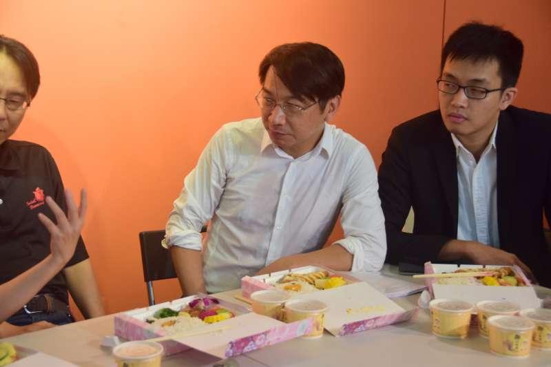 「時代力量裡的黃國昌應該多一點,未來組成正義聯盟」 徐永明談時力2020目標-風傳媒