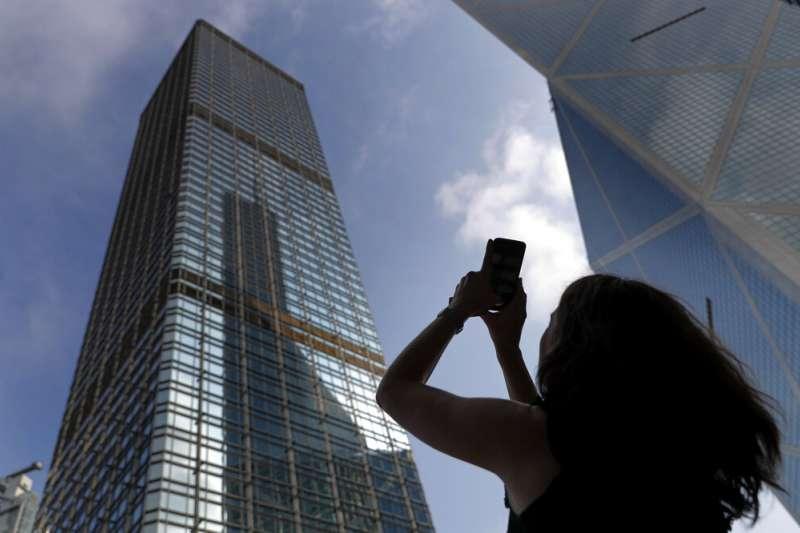 香港的高房價也是引燃反送中抗爭的稻草之一。(美聯社)