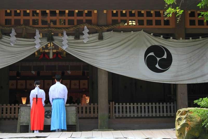 日本人、神道教。(Pixabay)