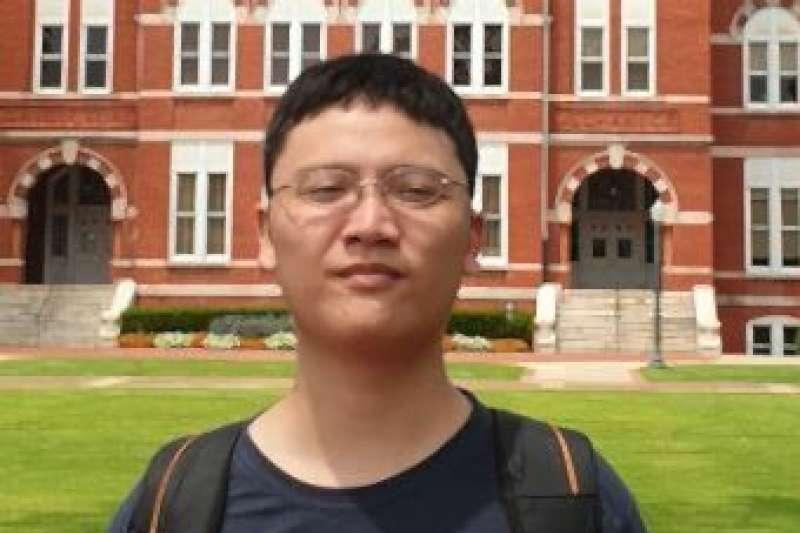 上月抵達美國阿拉巴馬州奧本大學準備進修的台灣學生賴智凱(Chih-Kai Lai,音譯),傳出失蹤多天的消息。(取自奧本新聞網頁news.auburnalabama.org)