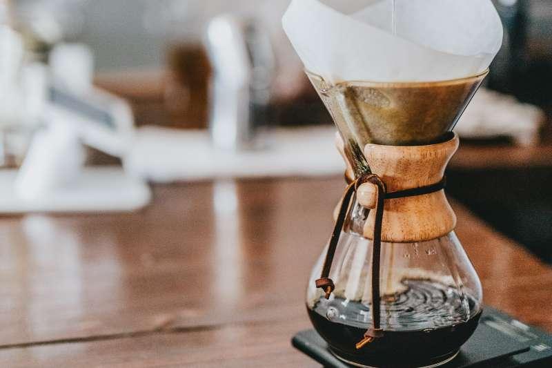 掌握手沖咖啡的十個步驟,人人都可以沖出一杯好咖啡(圖/Unsplash)