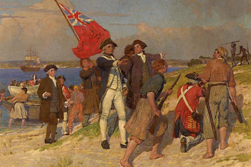 作者認為,庫克船長的探險本身就是傳奇,拓展了歐洲人對太平洋的知識。(左岸文化提供)