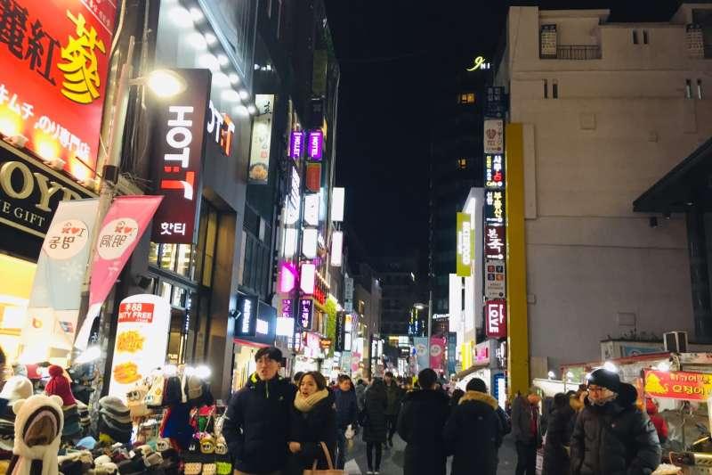 不會韓文也能去韓國自由行嗎?只要注意這幾點也能輕鬆自由行!(圖/蔡佳妘攝)