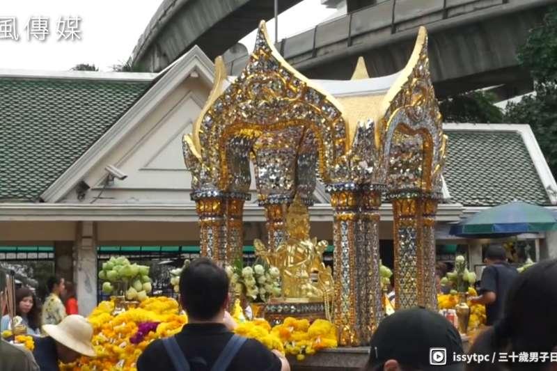我國人赴泰國旅遊觀光等目的,自2016年計有53萬人次,逐年增加至2018年近68萬人次。(資料照)
