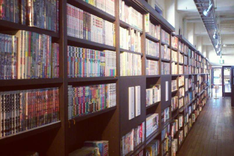 20190828-漫畫店。(取自Siegfy@flickr/CC BY-SA 2.0)