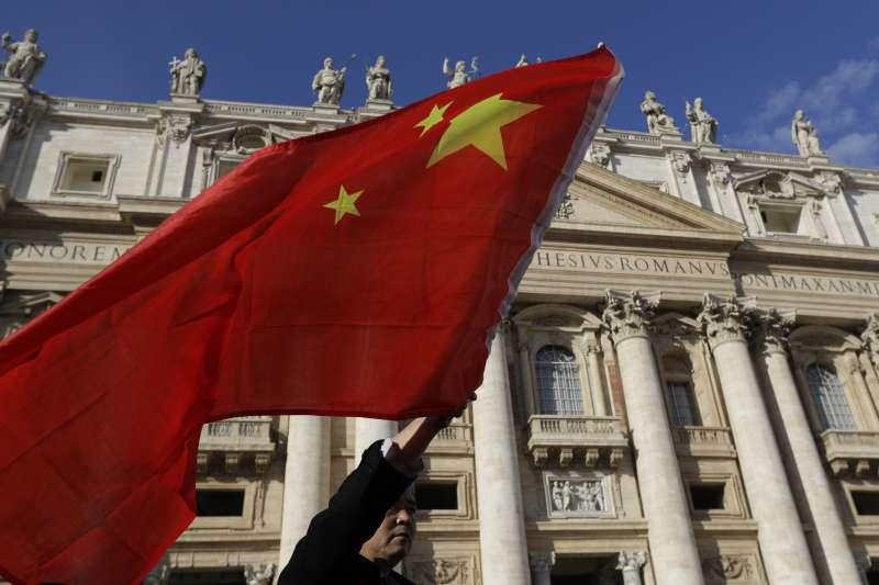 中梵主教任命:中國首度接受教廷屬意主教人選(資料照,AP)