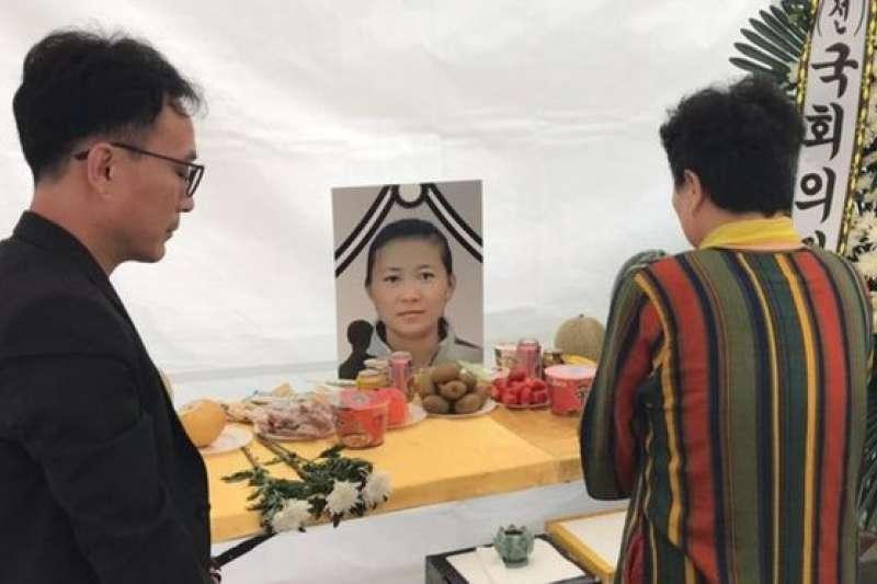 生前,她彷彿無形之人;死後,她終於引起了重視。(BBC中文網)