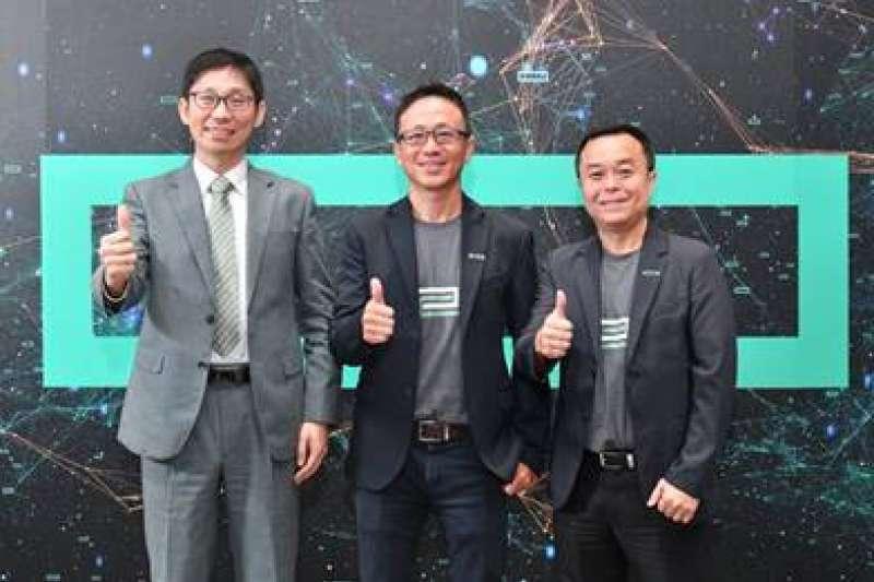 HPE Taiwan攜手玉山金控,於28日HPE Discover More Taipei記者會上分享如何透過HPE獨創的解決方案協助玉山在數位轉型過程中加速發展,持續傳遞更好的客戶體驗服務。(圖/慧與科技提供)