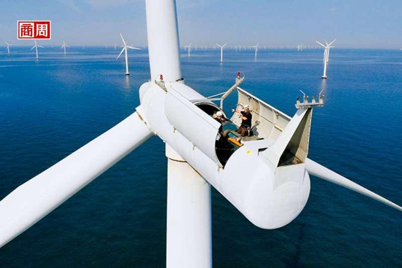 2025年,台灣海峽估將有超過600支風機,整個產業將帶來2萬個工作機會。台灣下一個兆元產業,正在起步。