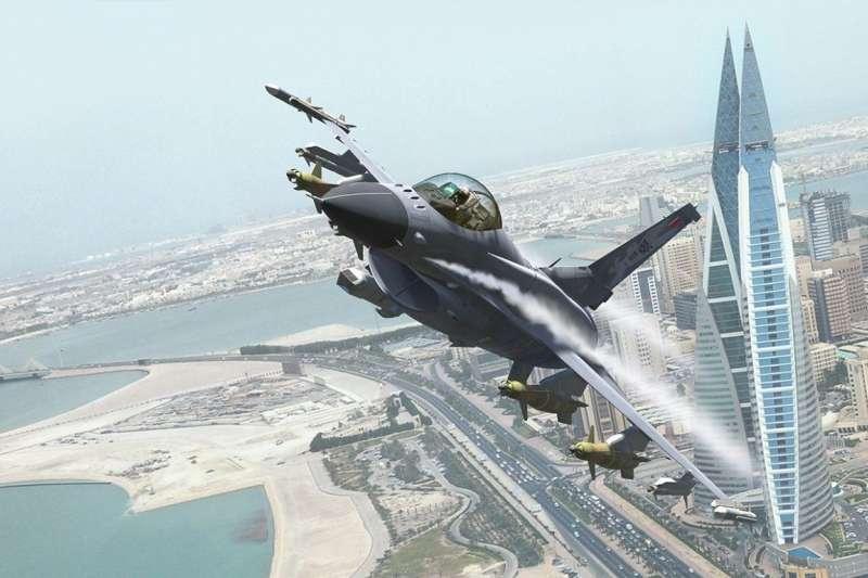 F-16V售台案與美中關係變化牽涉甚深。(翻攝自洛克希德馬丁官網)