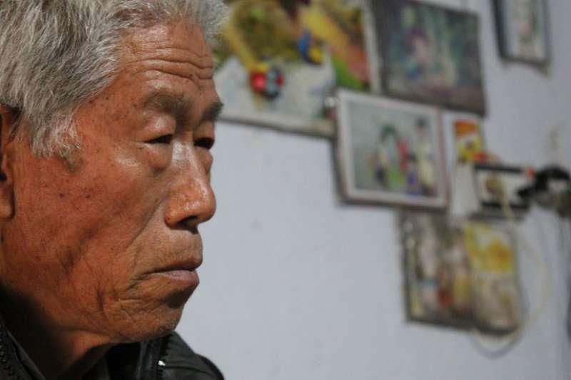 被困印度半世紀的中國老兵王琪2017年返華探親後,獲得去印度探親的簽證卻成了問題。(BBC中文網)