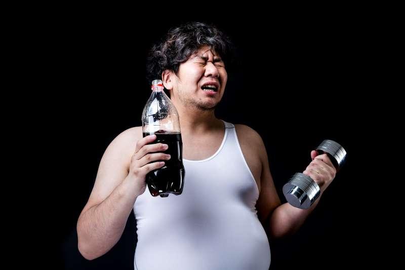 減肥為什麼很難?你沒有征服「大腦」(圖/pakutaso)