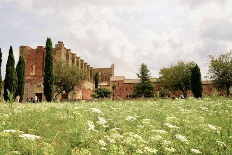 聖咖額咖諾隱修院。(曾廣儀攝)