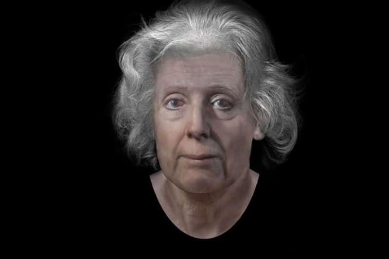 科學家利用數位技術重建18世紀獵巫受害者莉莉亞斯的面容(截自YouTube)