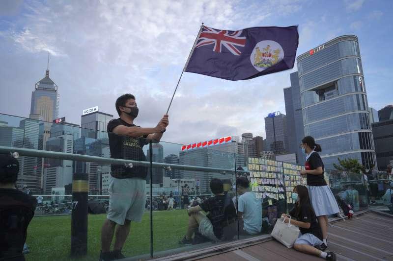 香港反送中:中國港澳辦直批是港獨(AP)