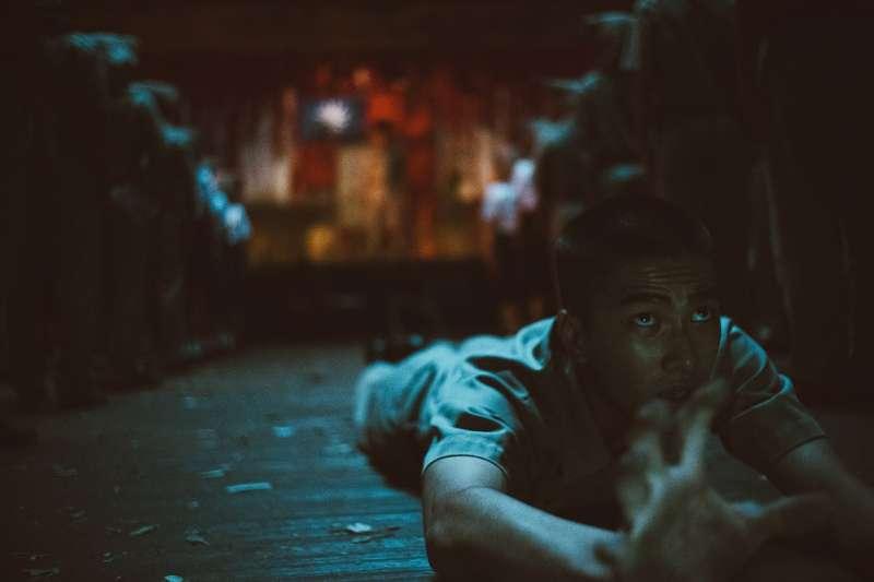 20190904-演出電影《返校》,演員曾敬驊的首部作品就面臨許多挑戰。(影一製作提供)