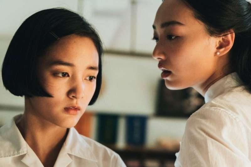 《返校》昨舉辦試映後佳評如潮,女主角王淨則在試映會上感性落淚(圖/華納)
