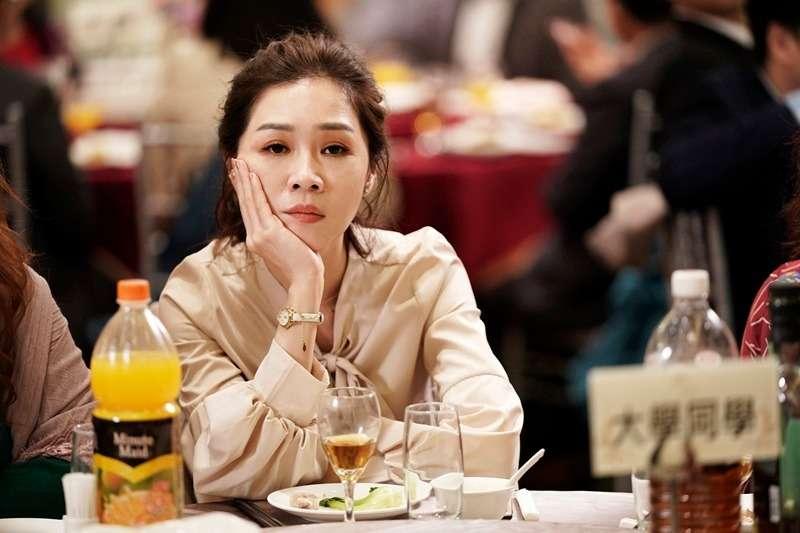 謝盈萱主演的台劇《俗女養成記》日前播出最後完結篇,首播當天吸引五十萬觀眾同步觀賞(圖/華視)