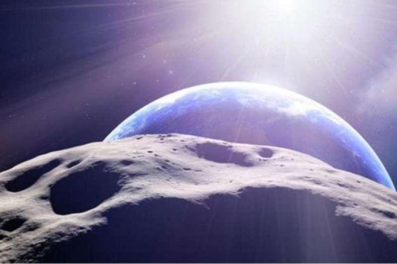 若艾菲爾鐵塔大小的隕星高速擊中地球,巨大衝擊足以徹底摧毀一座城市。(BBC中文)