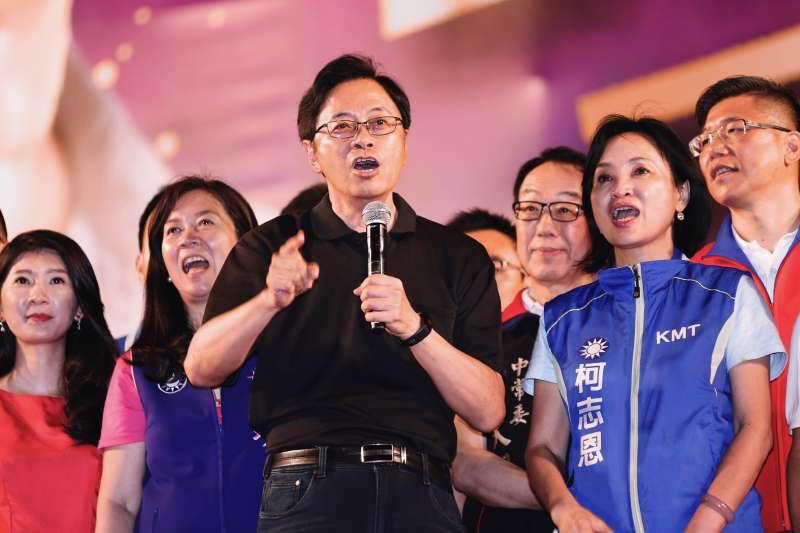 觀點投書:全力支持張善政當韓國瑜副手-風傳媒