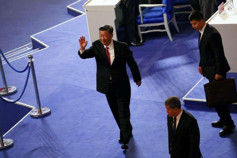 香港反送中:中國國家主席習近平地位可能被撼動(AP)