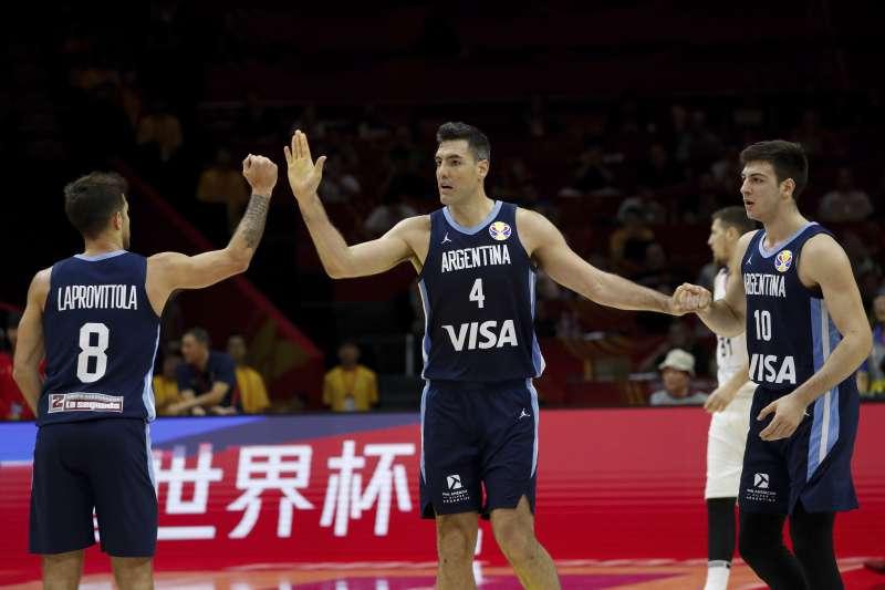 阿根廷男籃多年來在國際籃壇屹立不搖,隊醫打造的球員改造計畫是最大關鍵。 (美聯社)
