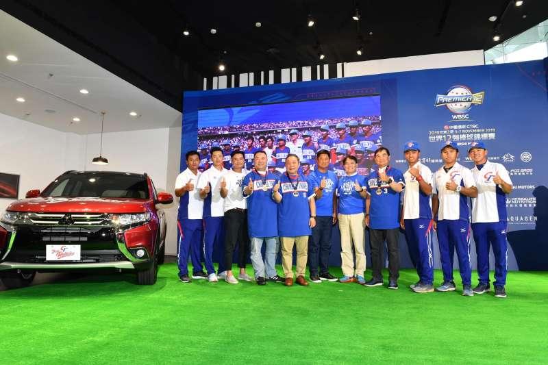 世界12強棒球賽門票即將在13日全面開賣,中華隊也將在自家主場力拼奧運資格。 (圖片取自棒協粉絲團)