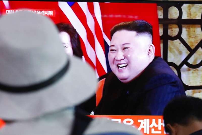 北韓10日上午7時前後,在平安南道價川市一帶發射2枚短程飛行器。(美聯社)