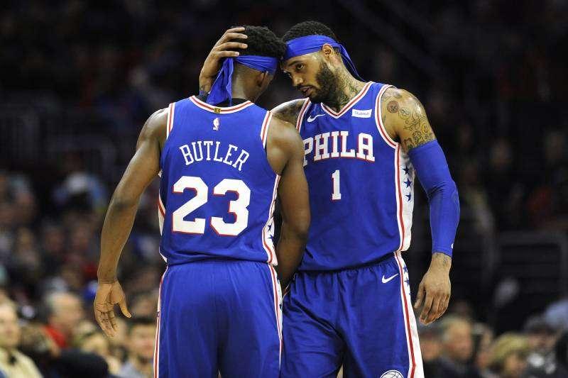 NBA新賽季將不允許球員配戴「忍者頭帶」。(美聯社)