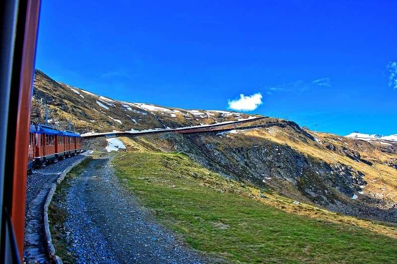 在歐洲旅行,選擇有臥鋪的火車是絕佳的代步工具。(圖/取自photo-ac)