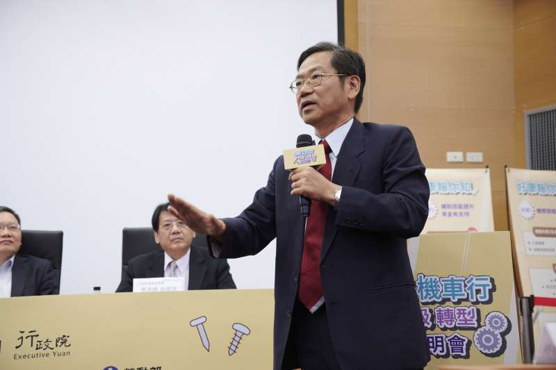 光陽CEO柯俊斌說,機車課徵貨物稅政策已不合時宜了!政府有必要出手幫民眾爭取權益。(圖/光陽機車)