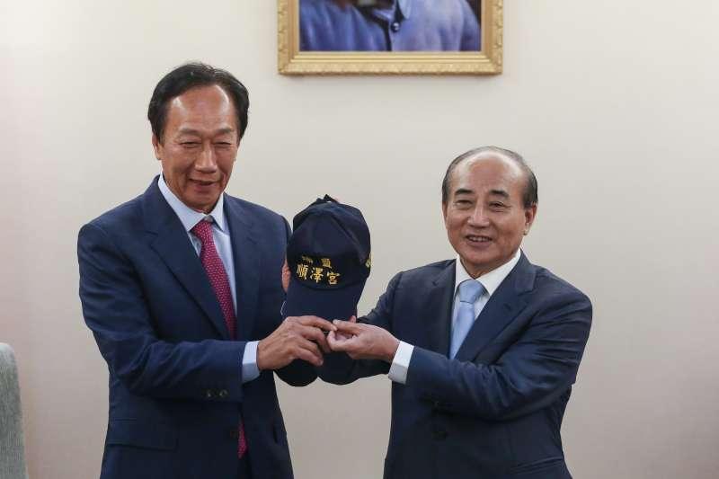 「不挺韓國瑜就請辭去不分區立委!」 國民黨志工團籲王金平回頭是岸-風傳媒