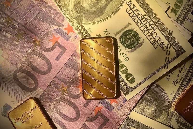 金條市場核心銀行摩根大通在自家金庫中發現總價值超過十五億的仿造金條(圖/Unsplash)