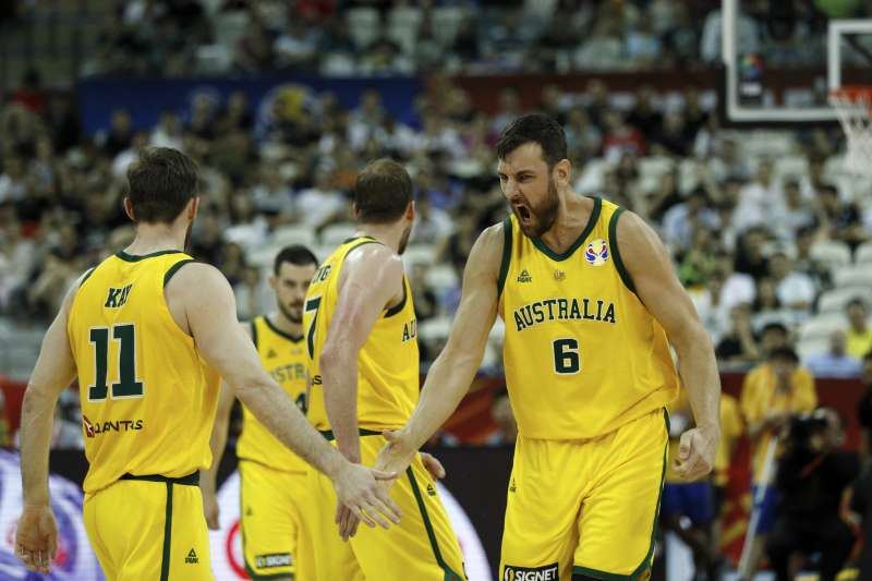 澳洲在世界盃4強戰扳倒黑馬捷克,下一輪將與強敵西班牙對決。 (美聯社)