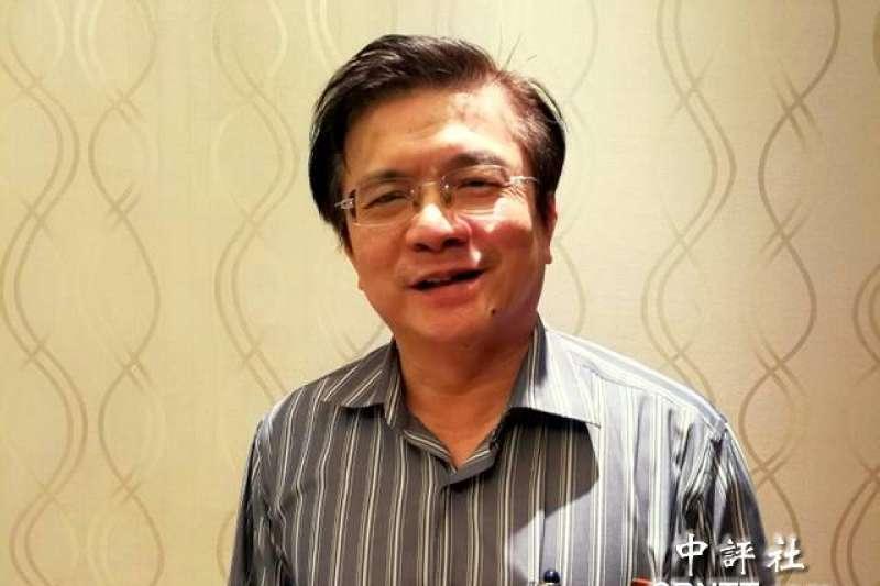 高雄市兩岸關係研究學會理事長、南台灣兩岸關係協會聯合會主席蔡金樹(中評社)