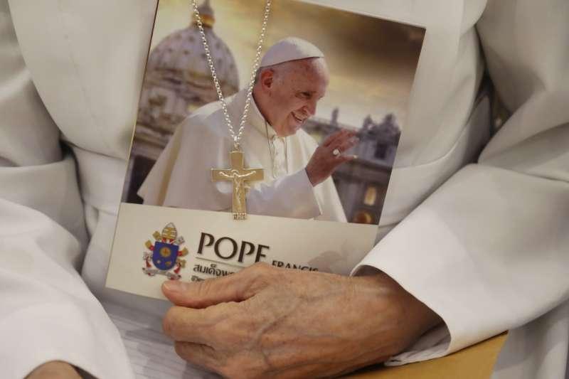 天主教教宗方濟各(Pope Francis)2019年11月將訪問泰國、日本,兩國的教士與信徒無比期待(AP)