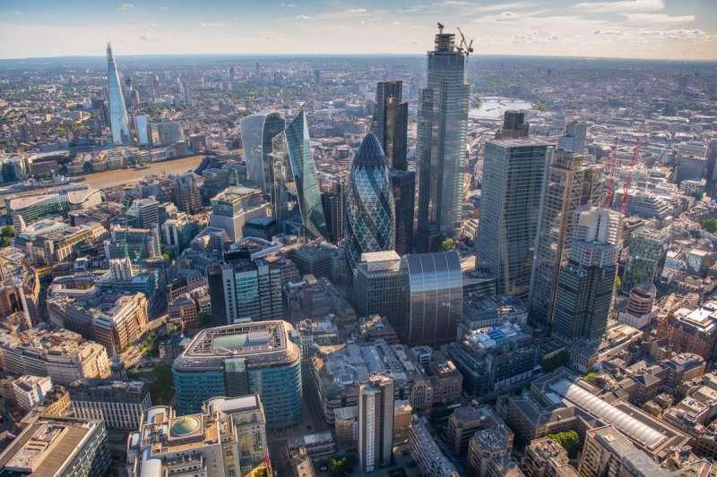 City of London(Theregan@Wikipedia / CC BY-SA 4.0)