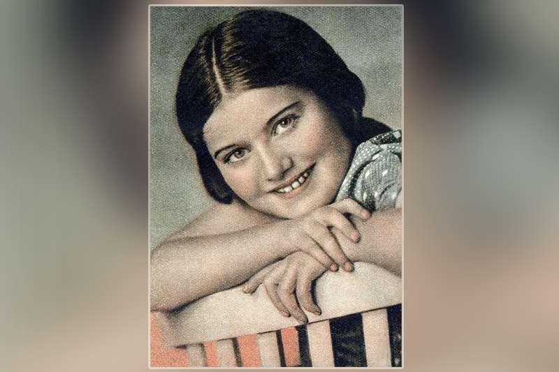 波蘭的少女安妮,瑞妮亞.史畢格(Renia Spiegel)(Wikipedia / Public Domain)