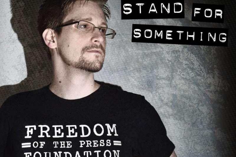 史諾登(Edward Snowden)預計在美國憲法日(9月17日)推出第一部個人回憶錄。(圖/取自史諾登twitter)