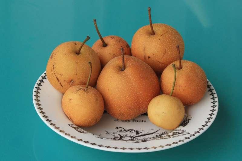 秋天多吃水梨、秋葵等涼潤食物最養生。(圖/pixabay)