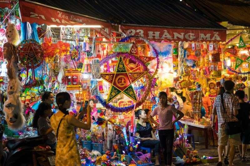 越南擁有特殊的中秋文化。(圖/想想論壇)