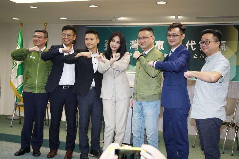 民進黨完成區域立委布局!提名70位「捍衛戰士」,百日作戰計畫蓄勢待發-風傳媒