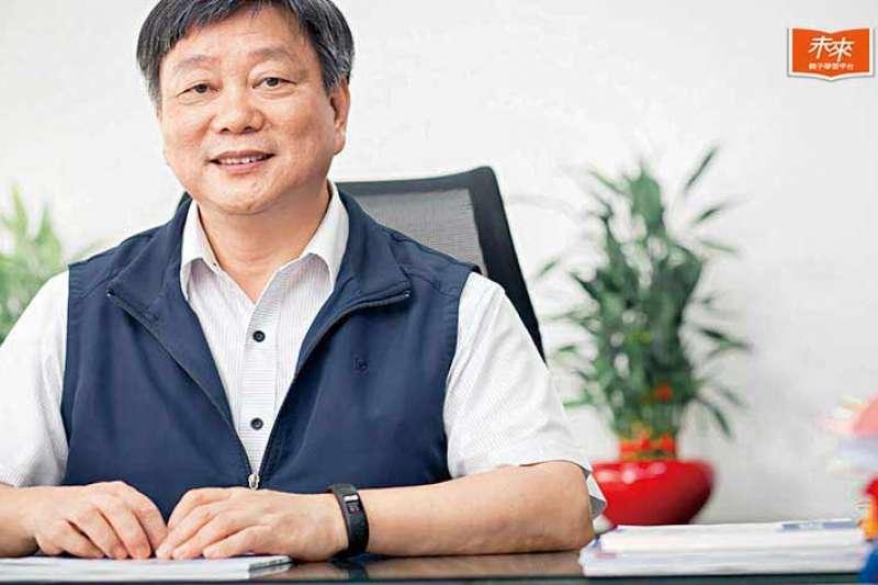 台南市教育局長鄭新輝(圖/未來family提供)