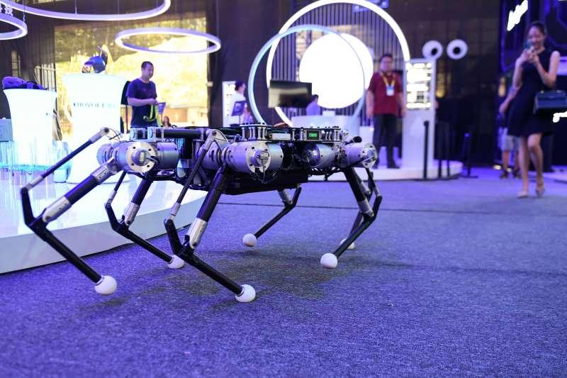 中國機器人產業(新華社)