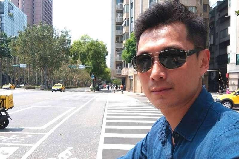 民眾黨提名網路紅人「Z9」吳達偉在新北板橋區角逐立委。(吳偉業臉書)