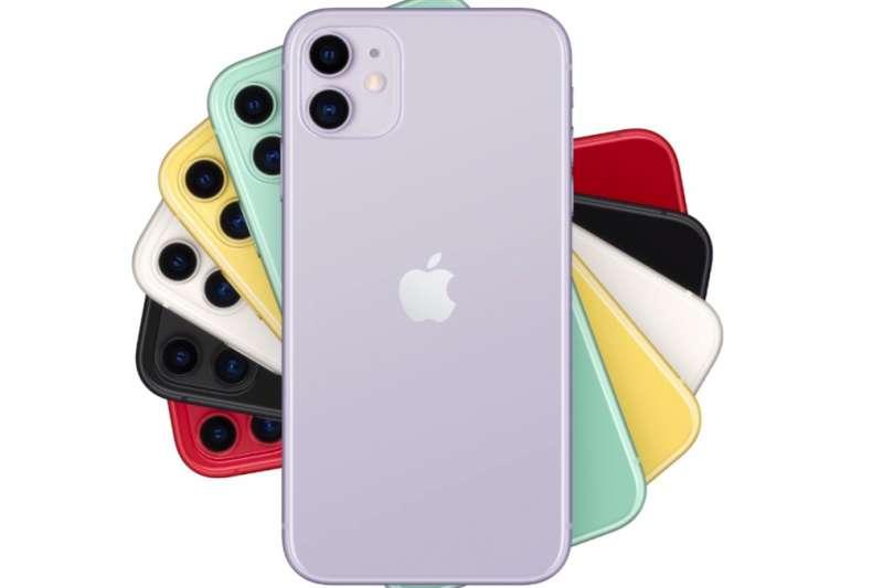 iPhone每每推出新機都會引起討論熱潮(圖/Apple)