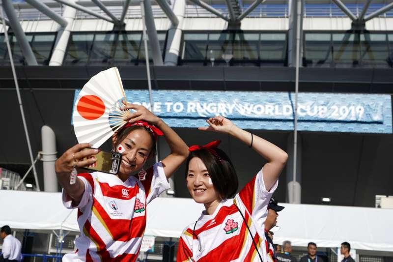 世界盃橄欖球預計可替日本吸引破千億台幣商機。(美聯社)